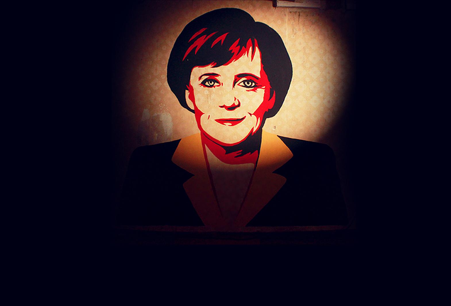 MIS-Merkel-Wall